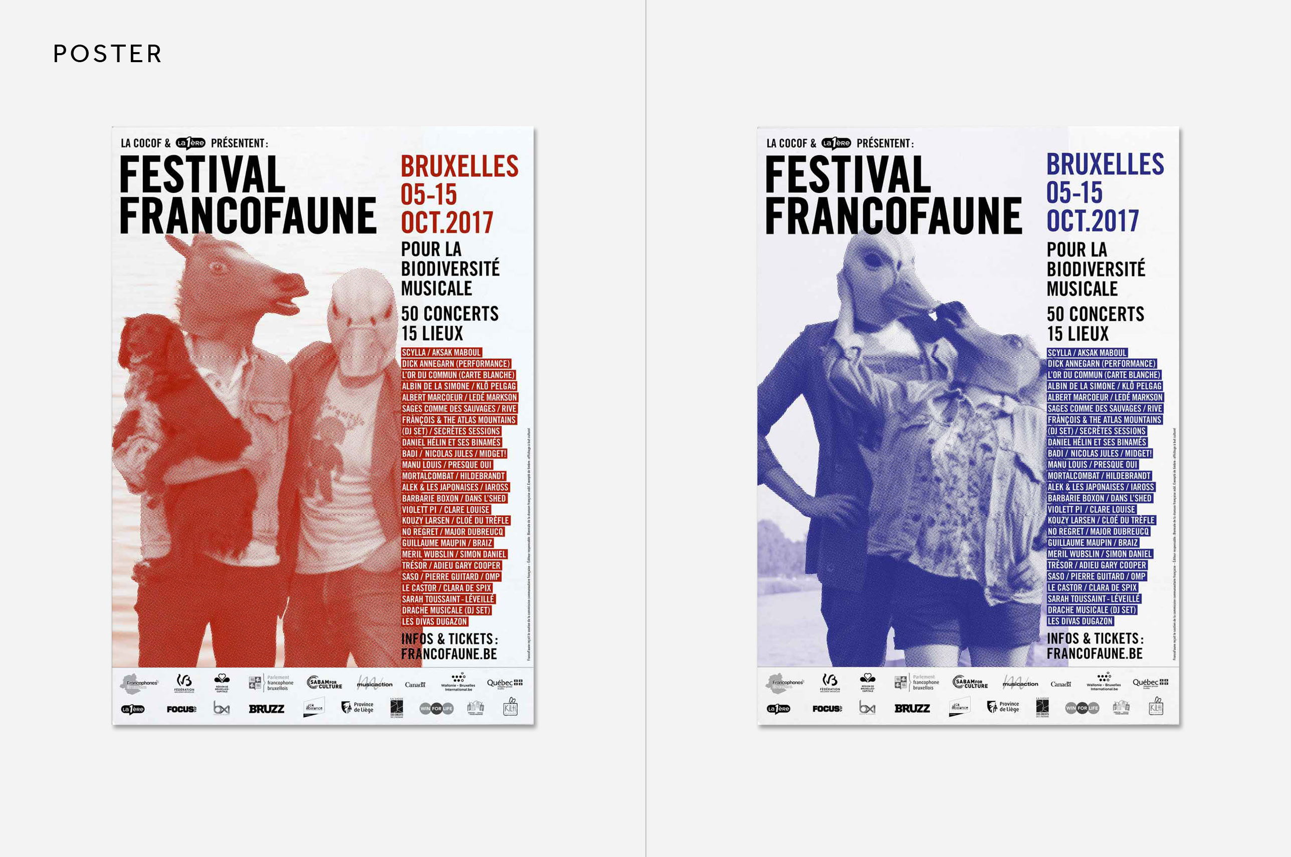 Festival Posters 2017